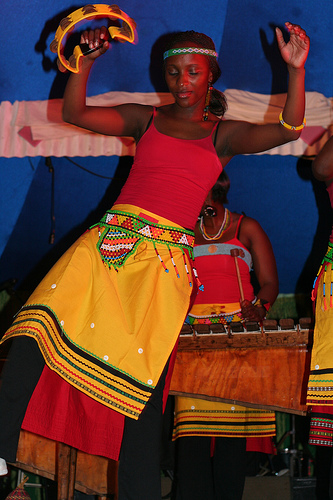 south africa dance
